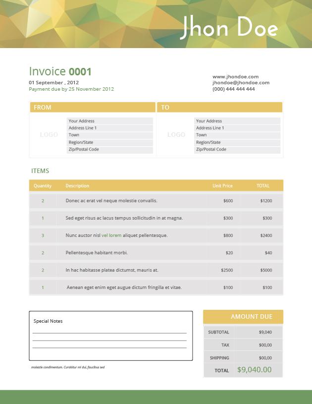 invoice_058_normal