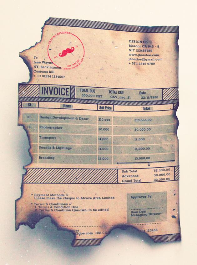 invoice-small