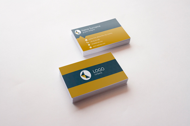 630 business card